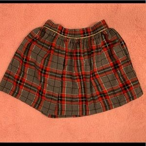 🔥3/$15🔥 Plaid Skirt